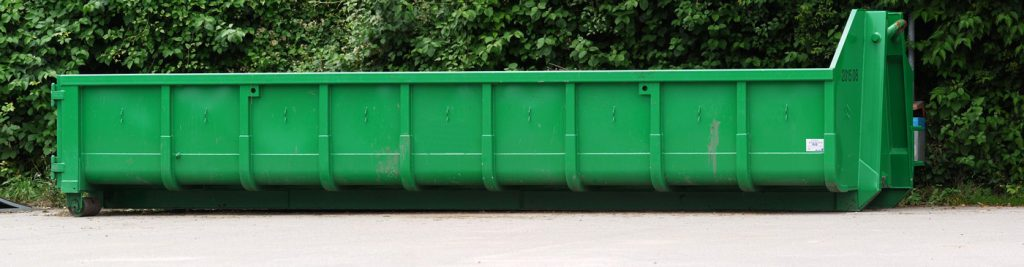 , Container, Entsorgung & Recycling